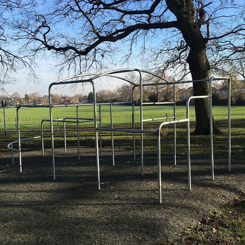 steel playground